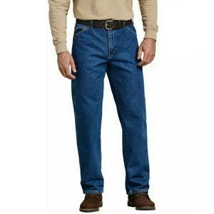 NWT Dickies Mens work jean straight - 30x34